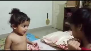 Tamil cute baby's cute video