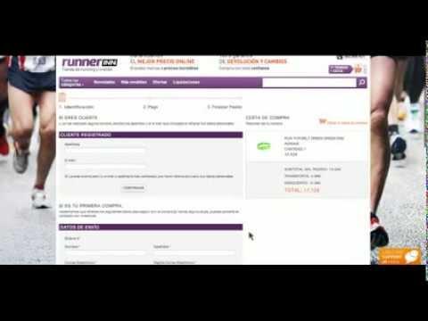 Codigo utilizar el código promocional para RunnerInn.com