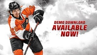 NHL 13 Demo Available Now &#8211; EA SPORTS