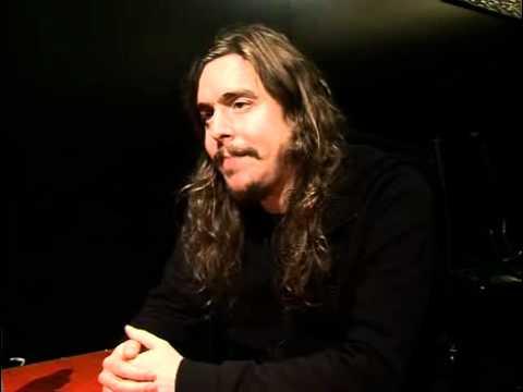 Opeth interview - Mikael Akerfeldt (part 4)