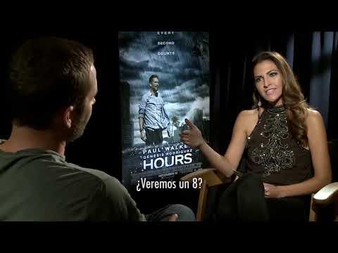 Paul Walker Entrevista Final Con Clevver Dias Antes de Morir