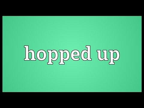 Header of hopped