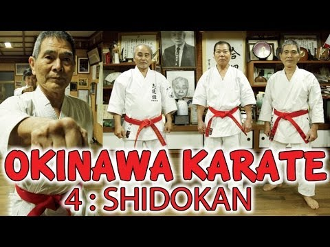 OKINAWA KARATE : SHORIN RYU - Shidokan - MDV Communication