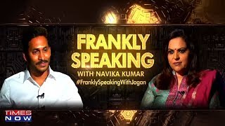 Frankly Speaking with YSRCP chief Y. S. Jaganmohan Reddy | Exclusive | Full Interview