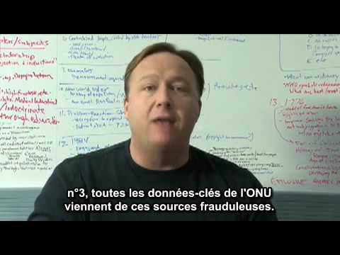 CLIMATEGATE !!! -  VoSt Français 1/2  Alex Jones 23/11/09