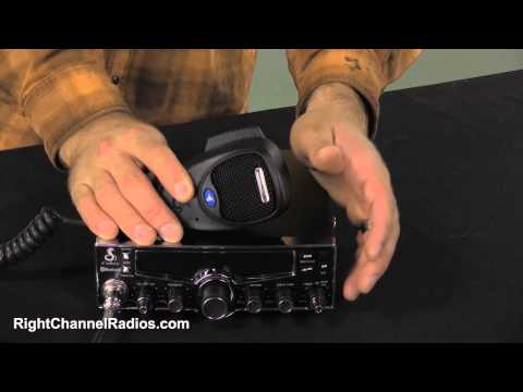 Overview of the Cobra 29 LX CB Radio