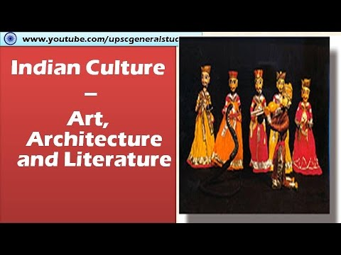 Online classes: Introduction to the series on Indian Culture: Art, Architecture and literature