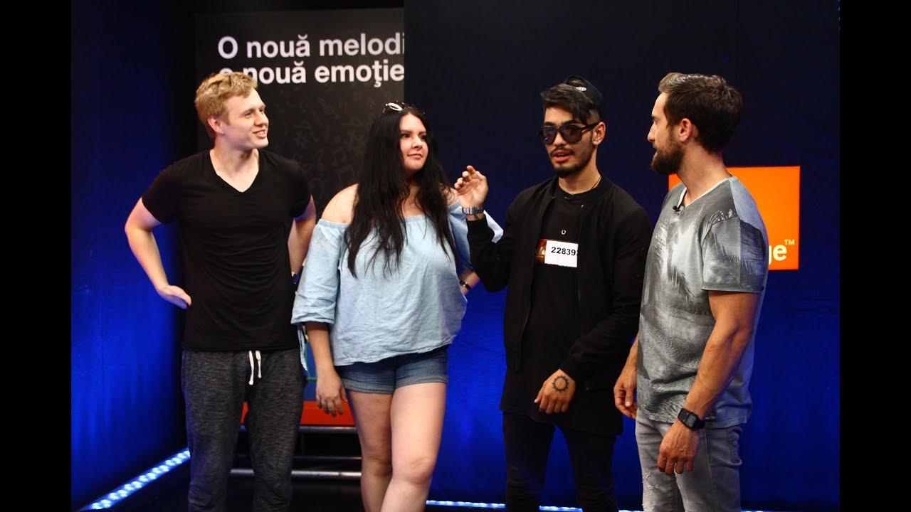 Dobre Sorin, Kaze, a revenit la X Factor cu forţe proaspete