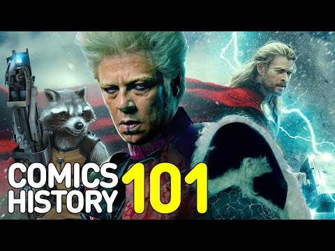 Thor 2's After Credits Easter Egg Explained! - Comic History 101