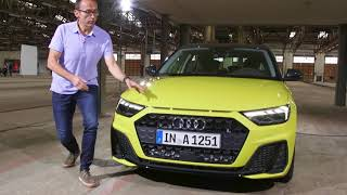 2019 Audi A1 - First Glimpse Video Review