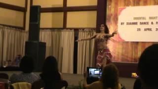 Juliet Belly Dance Kedah 2015
