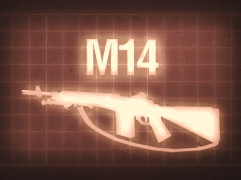 M14 - Black Ops Multiplayer Weapon Guide
