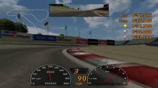 Gran Turismo 3 - A Spec Licence IB8
