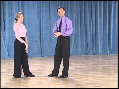 International Standard Bronze Tango Variations & Techniques HQ Ballroom Dance DVD