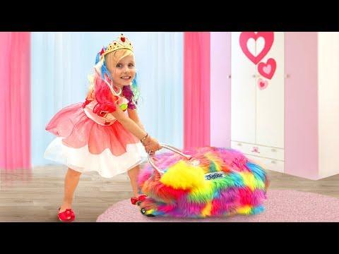 Алиса хочет быть как принцесса