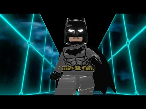 The Many Unique Characters in Lego Batman 3 - Comic Con 2014