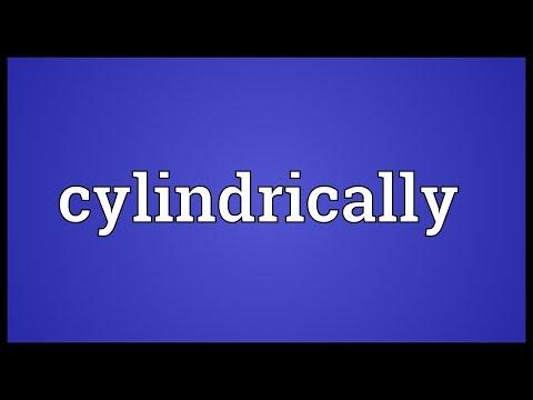 Header of cylindrically