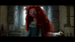 Brave - Designing and Developing a Character: Merida