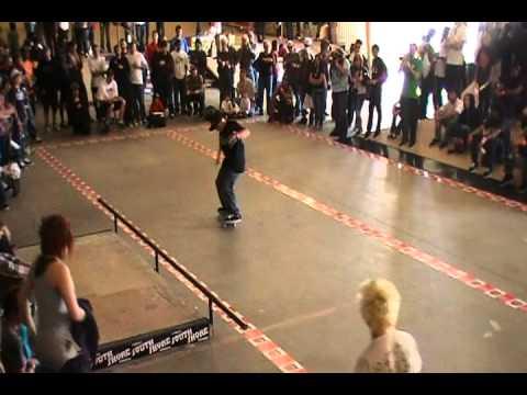 ES Game of Skate 2010 Finals