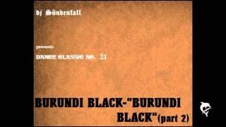 djSÜNDENFALL225-Burundi Black-Burundi Black part2 1971