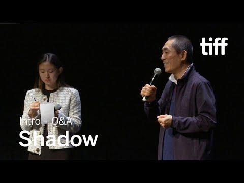 SHADOW Director Q&A   TIFF 2018