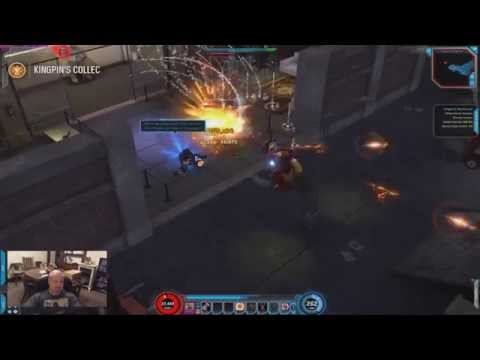 Marvel Heroes patch 2015 1.14 Iron Man