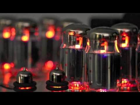 Stereo Design Audio Research VS 115 Amplifier (with KT120 Tubes!) in HD 2011