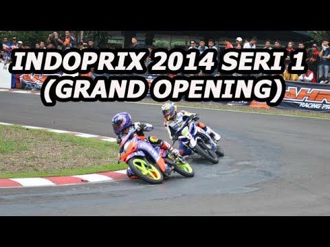 Indoprix 2014 Seri 1 (Grand Opening)