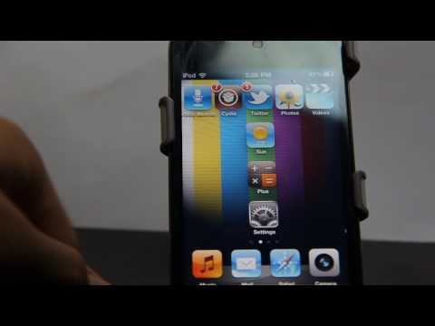 TOP 5 Best Cydia Apps/Tweaks 2011 for Jailbroken iPhone - iPod Touch - iPad