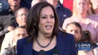 Sen. Kamala Harris Presidential Campaign Announcement (C-SPAN)