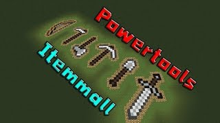[Minecraft] ปรักอิน Powertools Itemmall