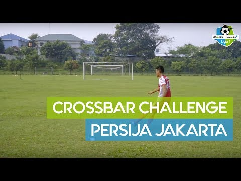 Crossbar Challenge: Persija Jakarta
