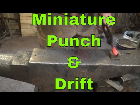 Mini Tomahawk eye punch and drift - blacksmith challenge