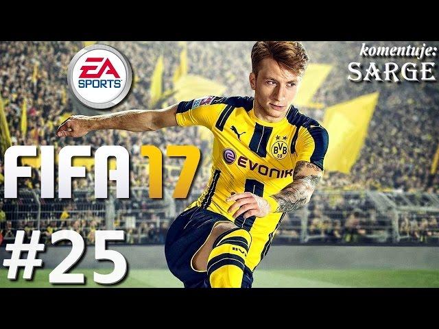 Zagrajmy w FIFA 17 [60 fps] odc. 25 - Ostatni mecz w roku | Droga do sławy
