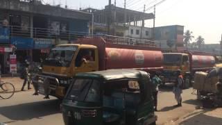 Bangladesh Hartal sylhet 2015 Kodomtaly sylhet