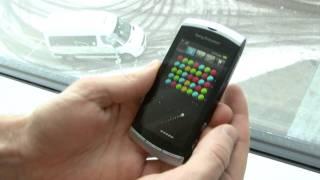 Official developer demo of Sony Ericsson Vivaz™