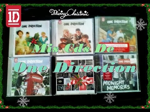 Mis Cds De One Direction  2014