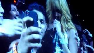 "Rihanna ""we found love""+""S&M""+""only gırl"" Montpellier 02-06-2013"