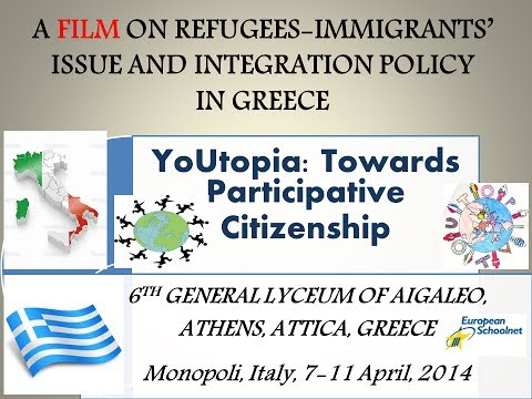 GREECE IMMIGRATION ITALY
