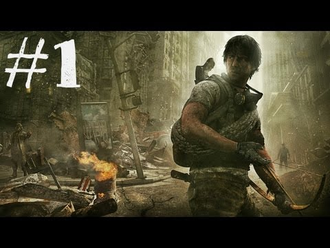 I Am Alive – Gameplay Walkthrough – Part 1 – Return (Xbox 360/PS3) [HD]