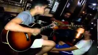 "The Beatles - Please Please Me ""Cover by : Al - El - Velly"" -test-"