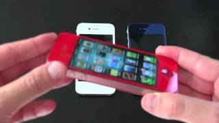 Red, White, & Blue iPhone 4 Review!