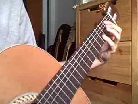 Fernando Sor Op. 35 No. 18 in Em
