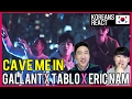 GALLANT x TABLO x ERIC NAM - CAVE ME IN Reaction