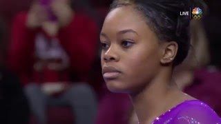 Gymnast Gabby Douglas slays at the 2016 American Cup!