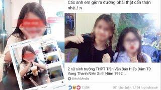 Hai nữ sinh 'hiếp dâm bạn nam tới chết' là nạn nhân trò đùa câu view