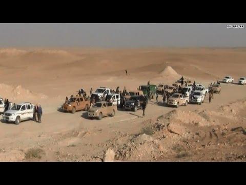 Watch: Pres. Obama authorizes airstrikes in Iraq