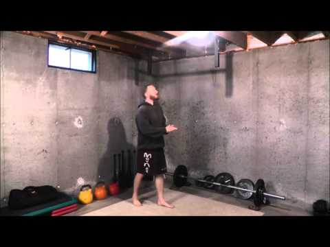 Review of the Stud Bar Pull-up Bar (Wall or Ceiling Mounted Pull-up Bar)