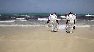 Invaders in the Med: Over 100 more bodies wash up on Libyan coast