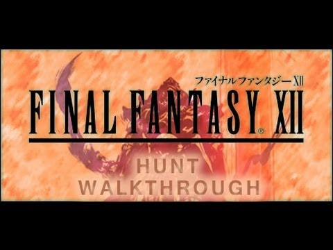 FINAL FANTASY XII Hunt Catoblepas Reward Part 26 (2 of 2). Oct 12, 2009 4:04 ...